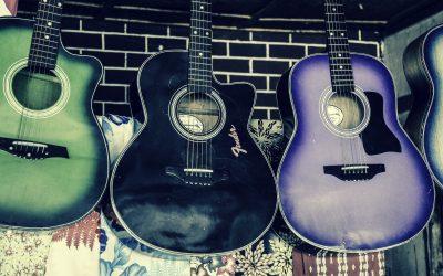 Comment Bien choisir sa guitare